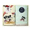 Shinzi Katoh ディズニー ミッキー&ミニーワールド フェイスタオル2P TSD2007002
