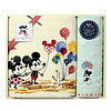 Shinzi Katoh ディズニー ミッキー&ミニーワールド バス・ハンドタオルセット TSD3007004