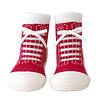 Baby feet スニーカーズ レッド 12.5cm