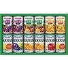カゴメ フルーツ+野菜飲料ギフト KSR-15W