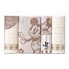 ディズニー ミッキー ナチュラルガーデン タオルセット DS-2550
