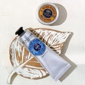 ロクシタン シア ハンドクリーム&シアバター