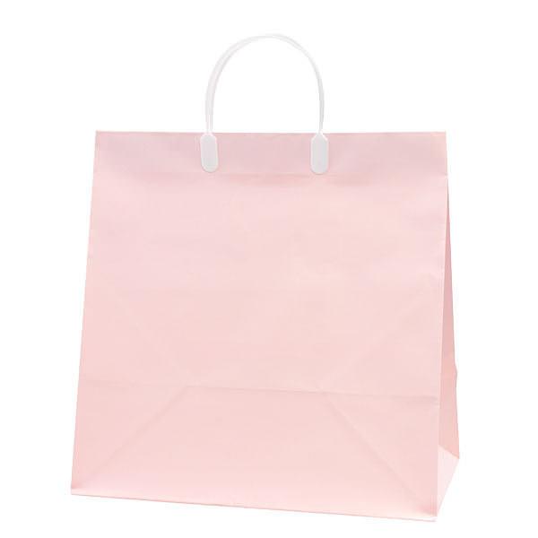 ワイドバッグ ピンクS