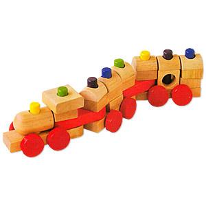 木製つみき (汽車)
