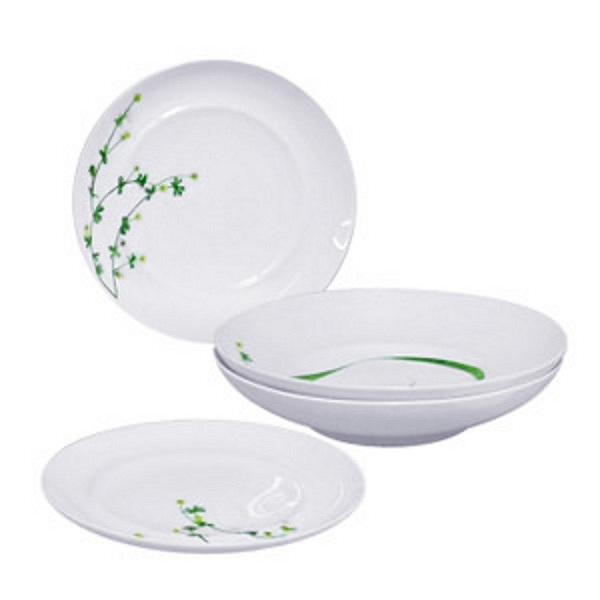M-style Botanical Poem Pasta Set A