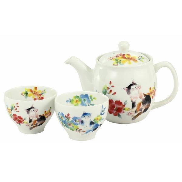 花猫 ポット茶器