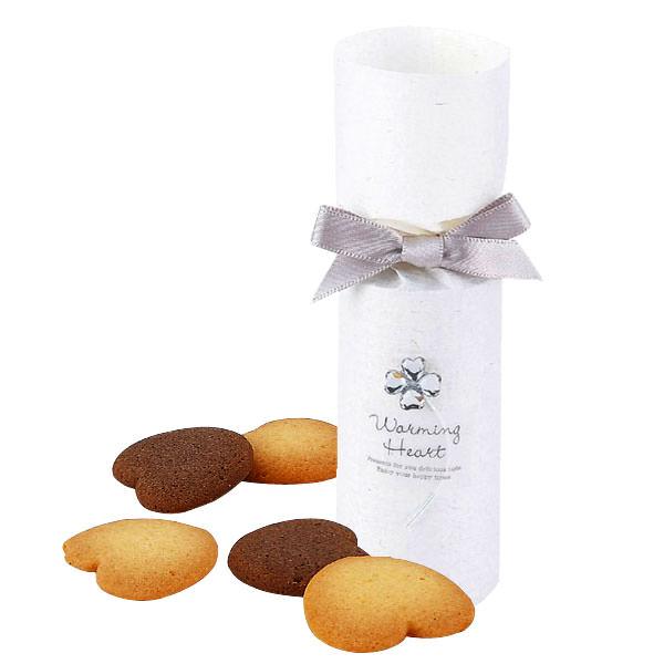 純白の誓い ハートクッキー