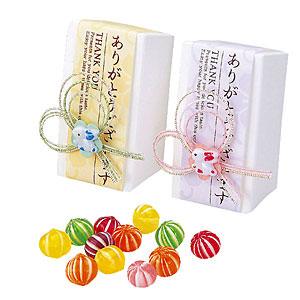 幸せうさぎ 手まりキャンディー