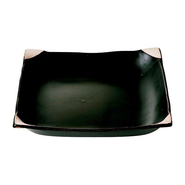美濃焼 黒釉 ほっこり鍋
