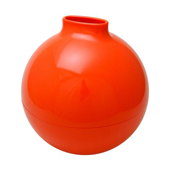 ペーパーポット オレンジ