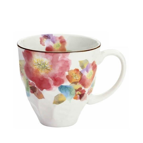 花小里 マグカップ 山茶花