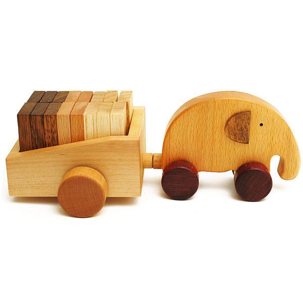 森のささやきシリーズ Elephant domino