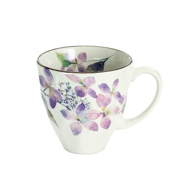華よひら マグカップ 紫