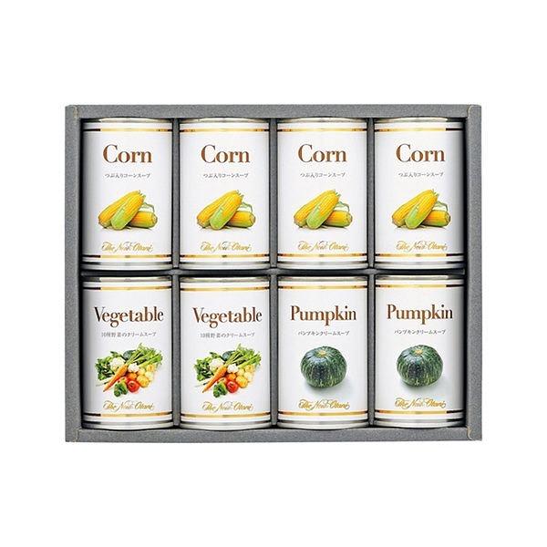 ホテルニューオータニ スープ缶詰セット AOR-30