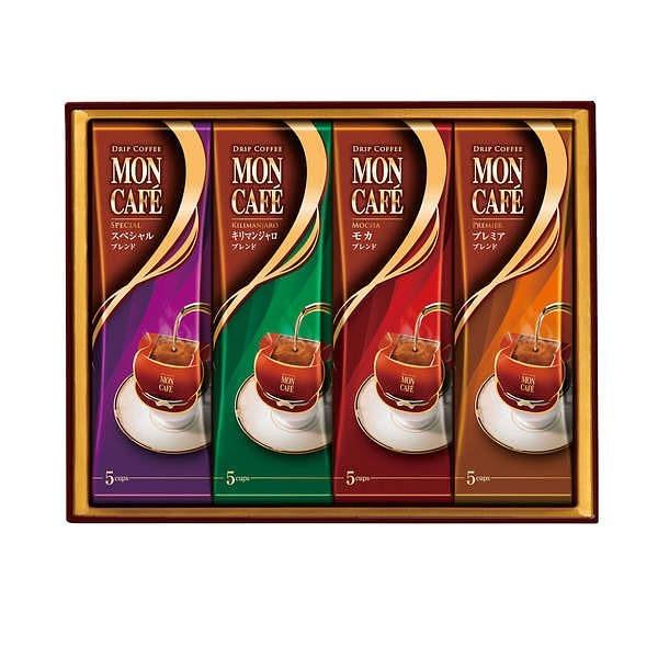モンカフェ ドリップコーヒー MCQ-25C