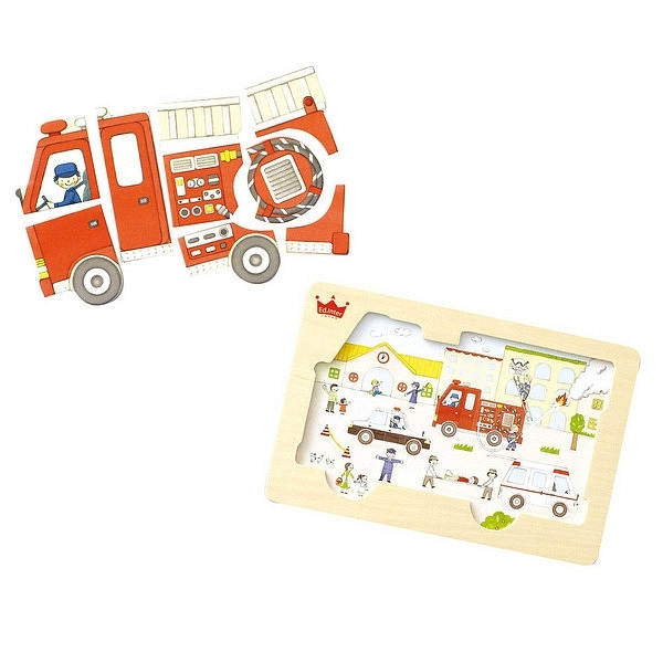 Go! Go! Fire truck