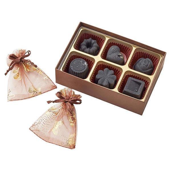キノコト 炭のチョコラ