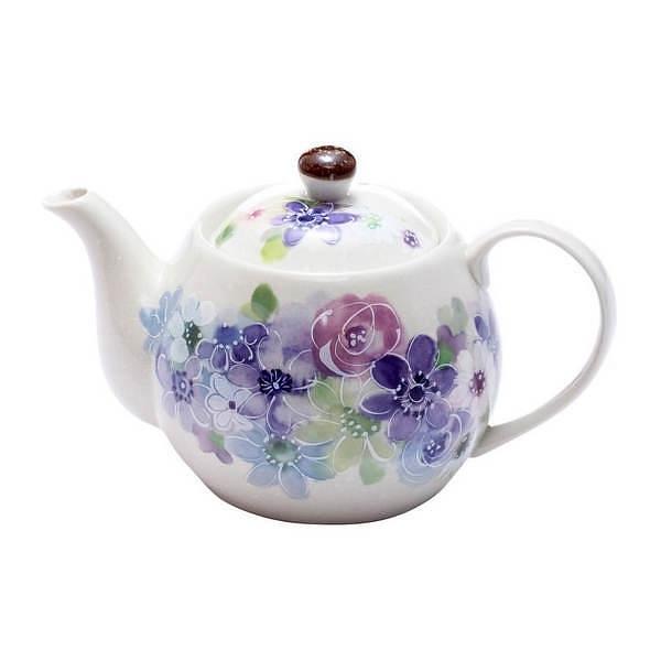 花工房 ポット 紫花