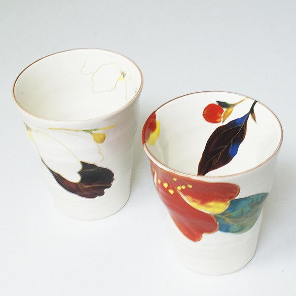 花かいろう ペアフリーカップ