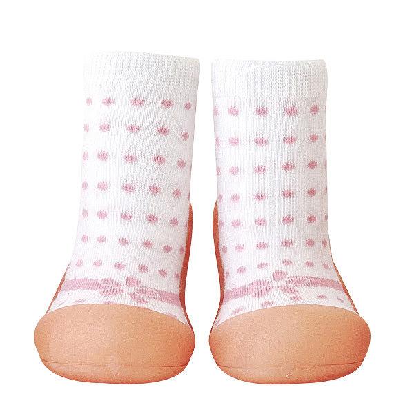 Baby feet リボンピンク 11.5cm