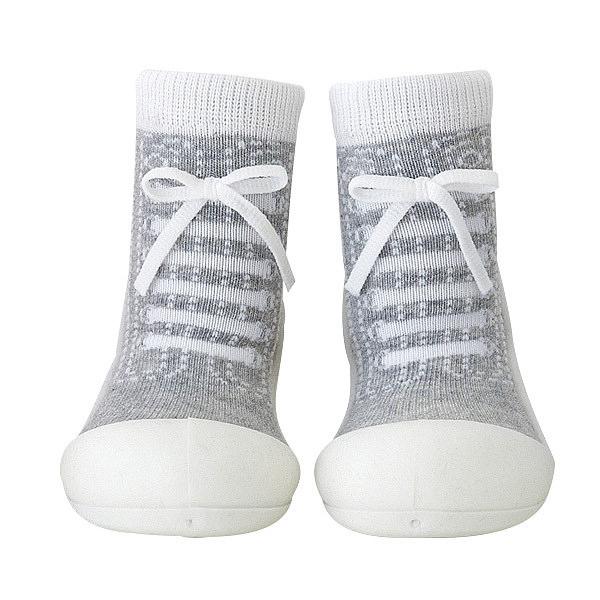 Baby feet スニーカーズ グレー 12.5cm