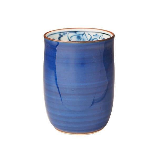 生峰 ゴスぶどう コップ ブルー