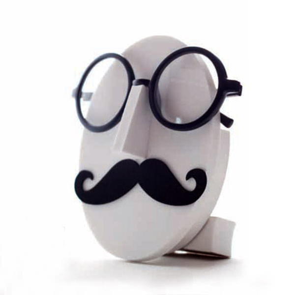 髭眼鏡 ムスタッシュアイグラスホルダー ビンセント