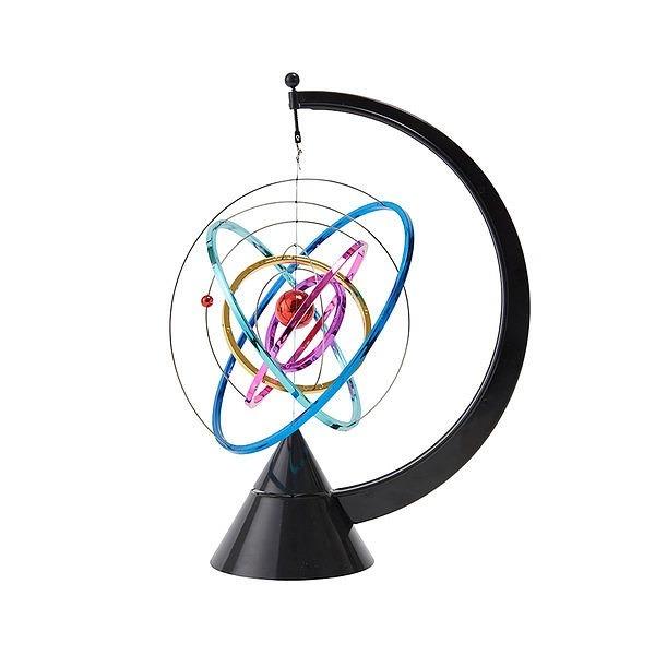 キネティックアート 太陽系