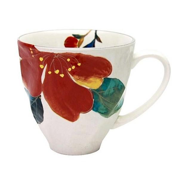 花かいろう マグカップ 山茶花