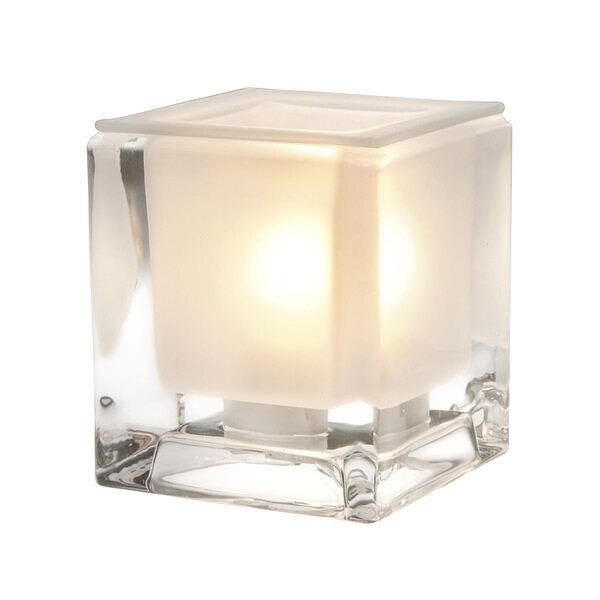 CUBICO AROMA LAMP クービコ アロマランプ Clear