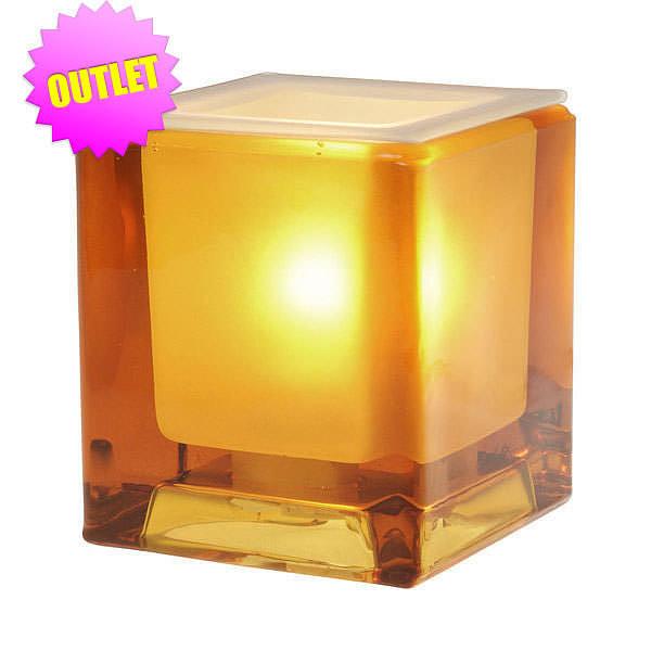 CUBICO AROMA LAMP クービコ アロマランプ Amber (アウトレット)