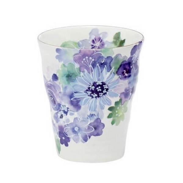 花工房 フリーカップ ブルー