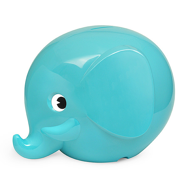NORSU Elephant Bank L ターコイズ
