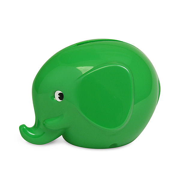 NORSU Elephant Bank S グリーン