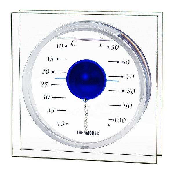 フロートデコサーモ グラスアートL ブルー