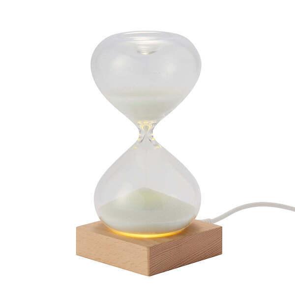 LED ライト砂時計 15分計