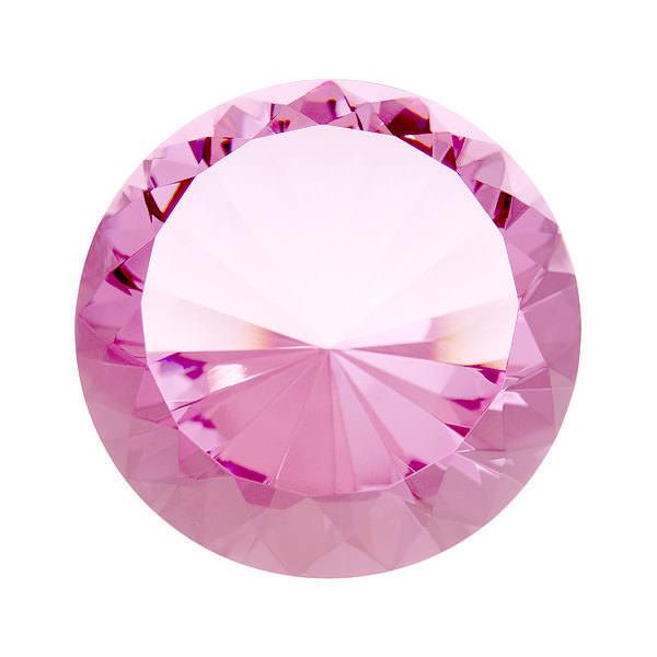 クリスタルダイヤモンドL ピンク
