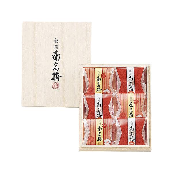 ドルチェデュオ 紀州南高梅6粒 (木箱入)