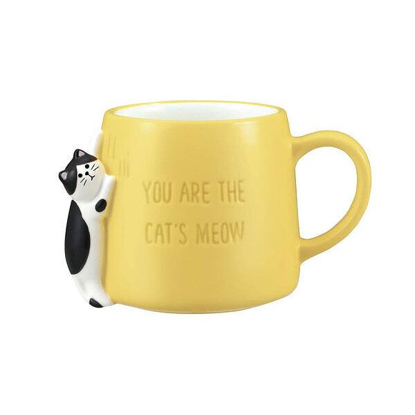 しっぽマグ&ひっかけ箸置き 黒猫