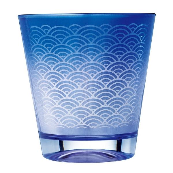 青海波 結 オールドグラス