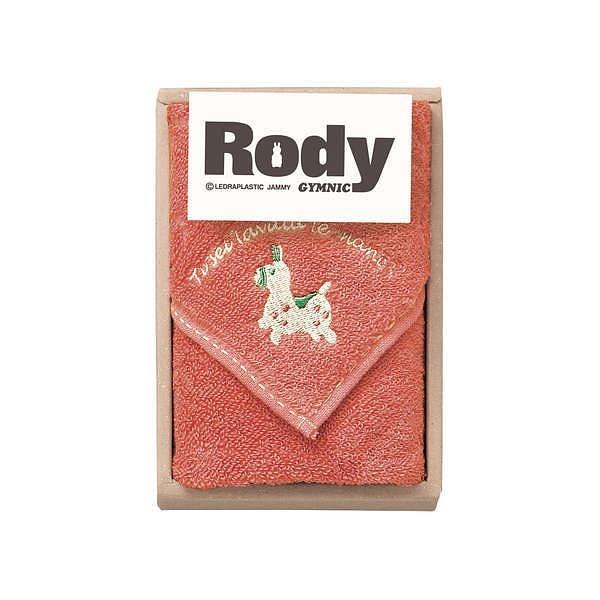ロディ ハンドタオル ピンク