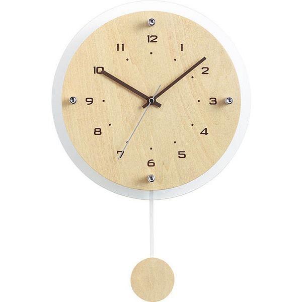 電波時計 アンティール ナチュラル