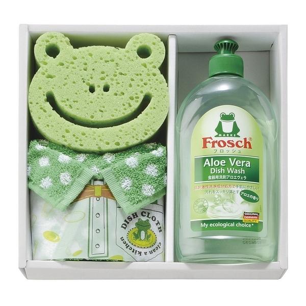 フロッシュ キッチン洗剤ギフト アロエベラ FRS-515GR