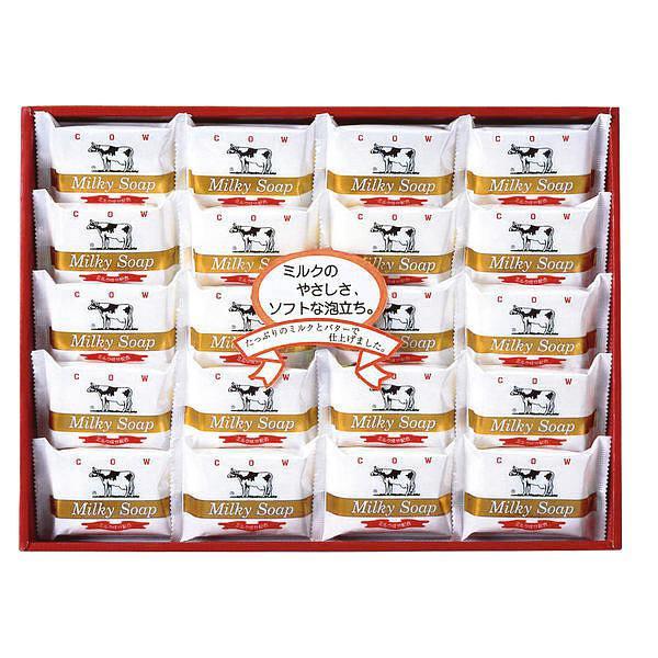 牛乳石鹸 ゴールドソープセット AG-25M