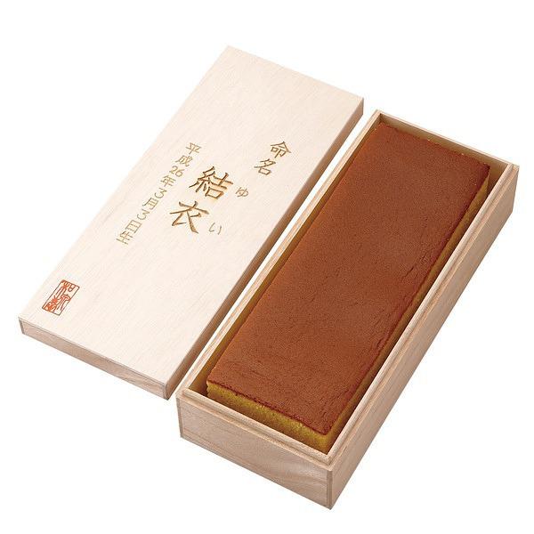 和泉屋 創作五三焼カステラ1.0号 桐箱入