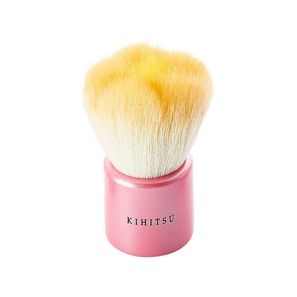 熊野筆 KIHITSU フラワー洗顔ブラシ オレンジ