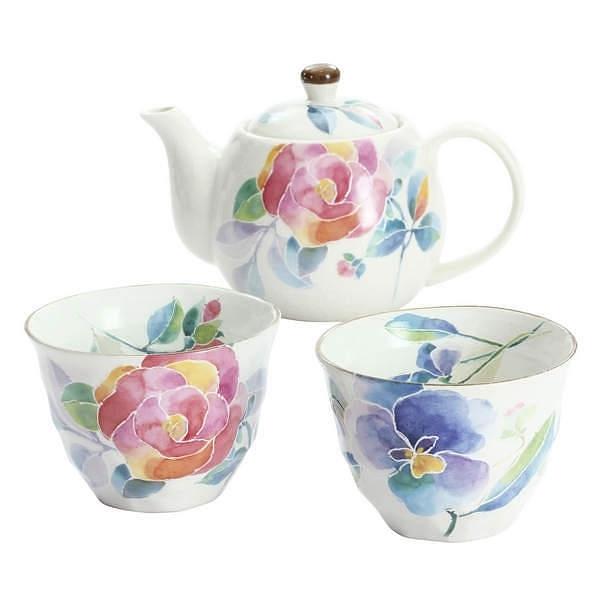 花ことば ポット茶器