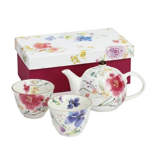 花水彩 ポット茶器