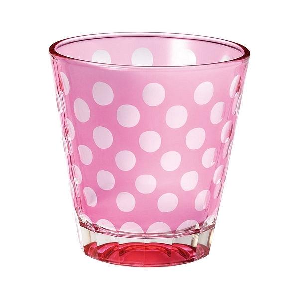 アプワ オールドグラス ピンク