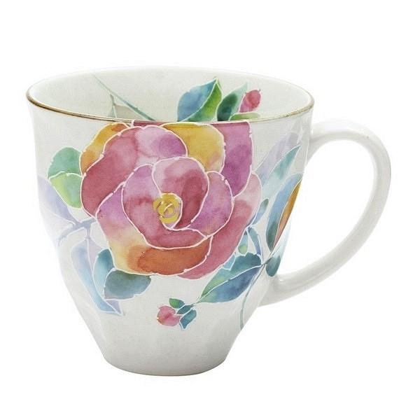 花ことば マグカップ バラ